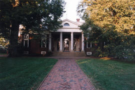 East Front of Monticello