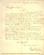 Letter from Henry J. Foxall to Jefferson regarding wood stoves for Monticello