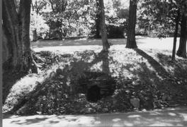Remains of the Plank Kiln at Monticello