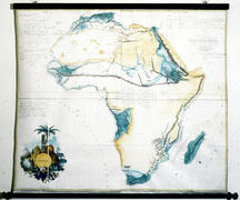 Monticello Explorer: Map of Africa